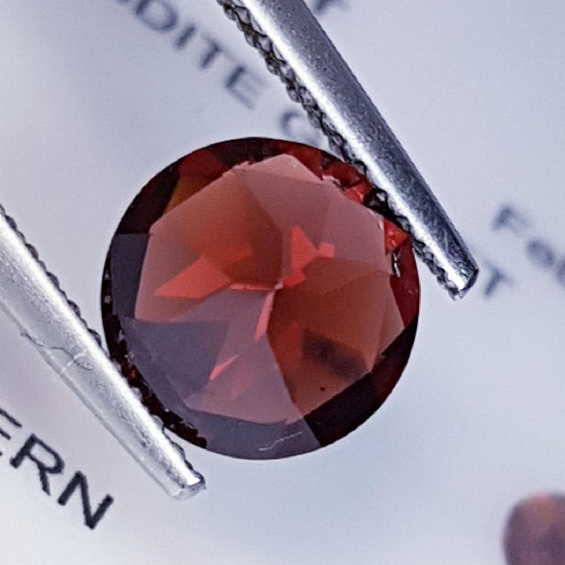 Pyrope - Almandite Red Garnet - 2.27 ct - 3
