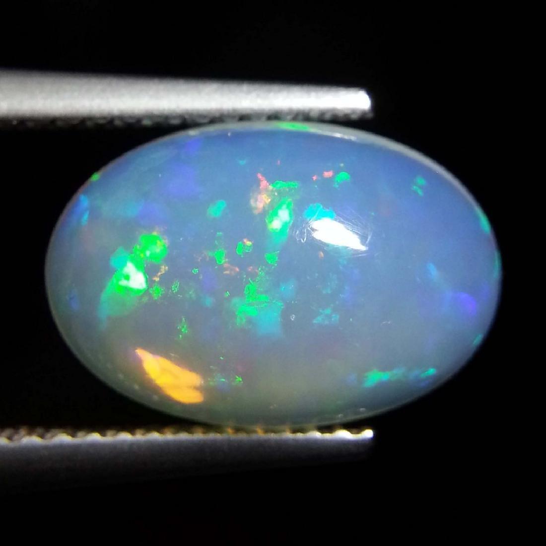 Fire Opal - 2.99 ct - 2