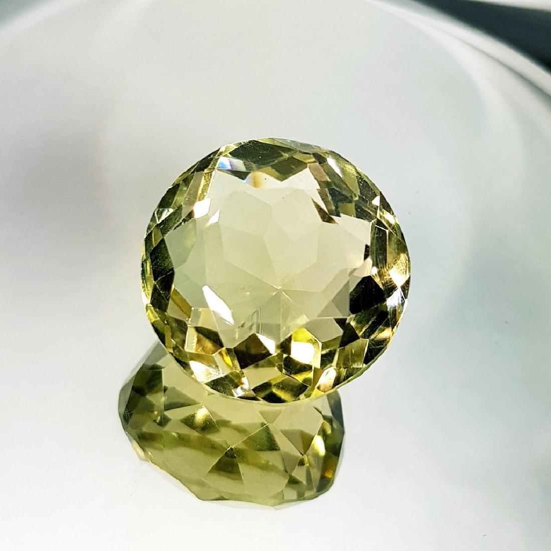 Green Gold Quartz - 44.06 ct