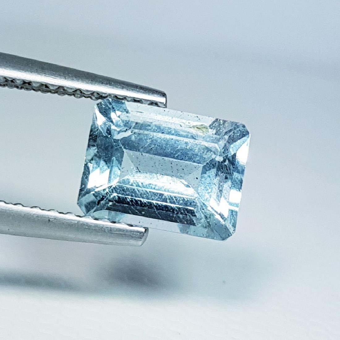 Aquamarine - 1.59 ct