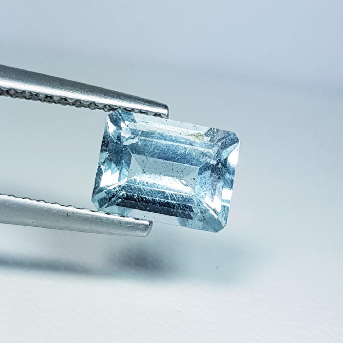 Aquamarine - 1.59 ct - 2