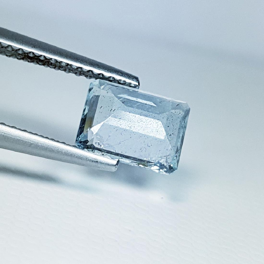 Aquamarine - 1.59 ct - 4