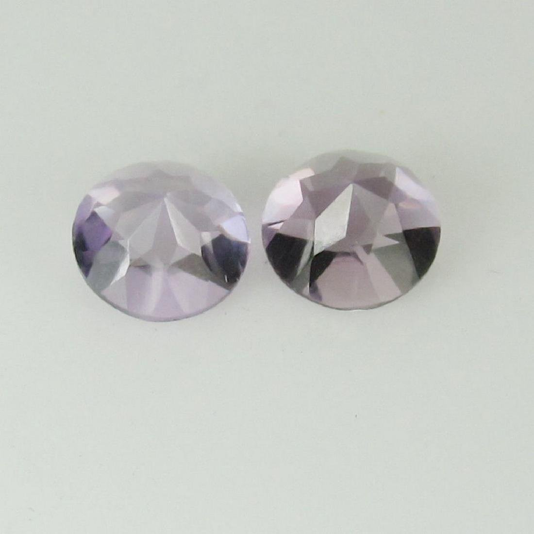 2.28 Ct Genuine Loose Calibrate Matching Amethyst Round - 2