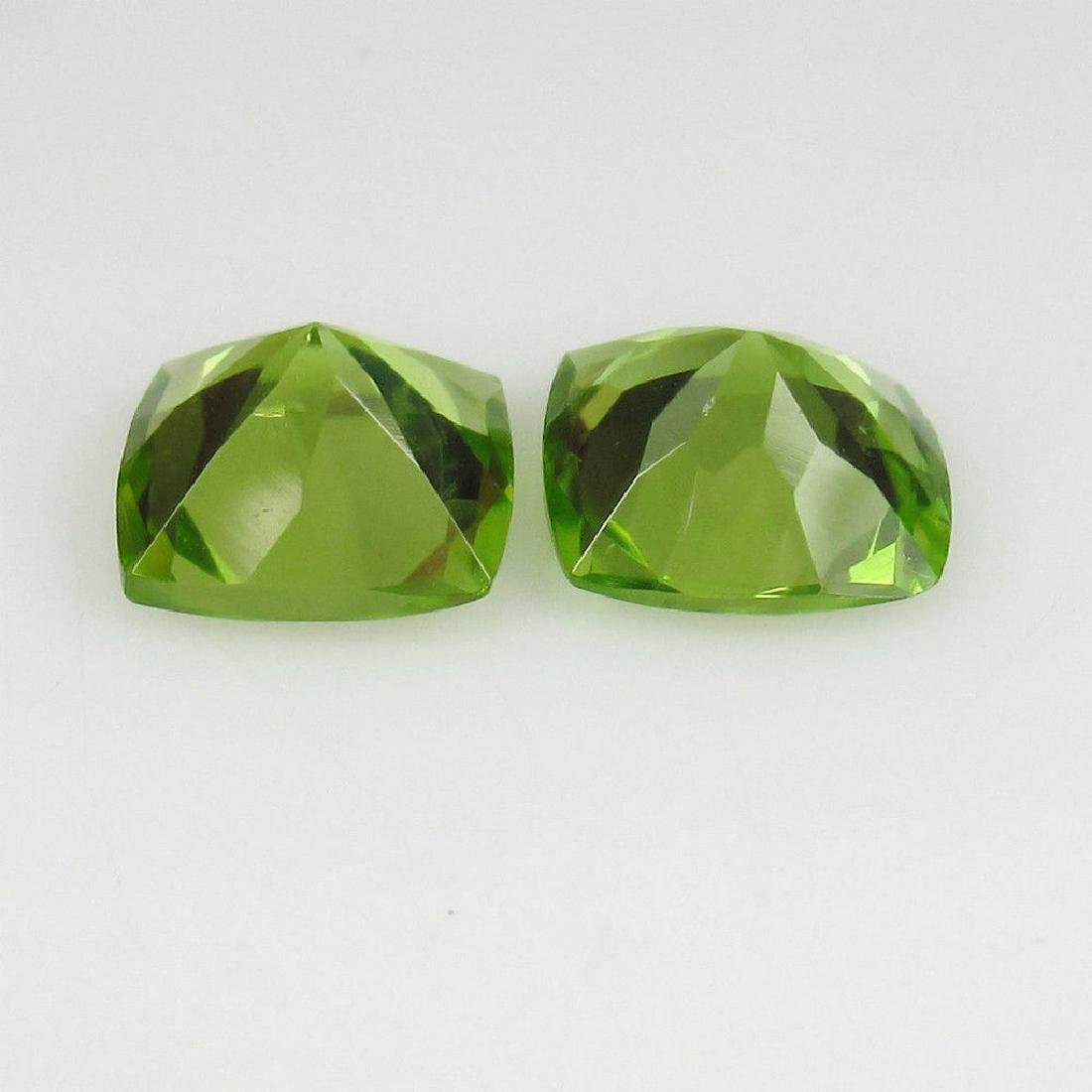1.54 Ct Genuine Loose Colombian Emerald Oval cut - 2