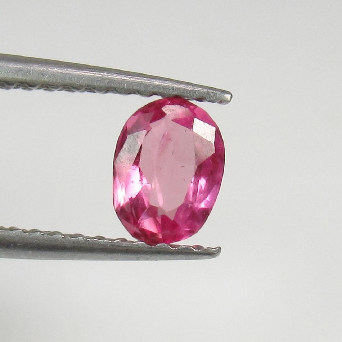 0.50 Ct Genuine Ceylon Sweet Pink Sapphire Top Class