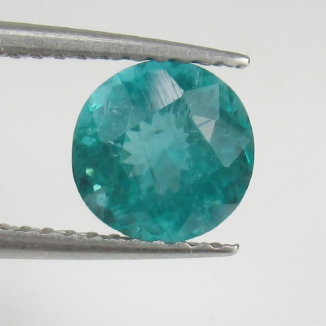 1.42 Ct Genuine Loose Good Luster Green Apatite