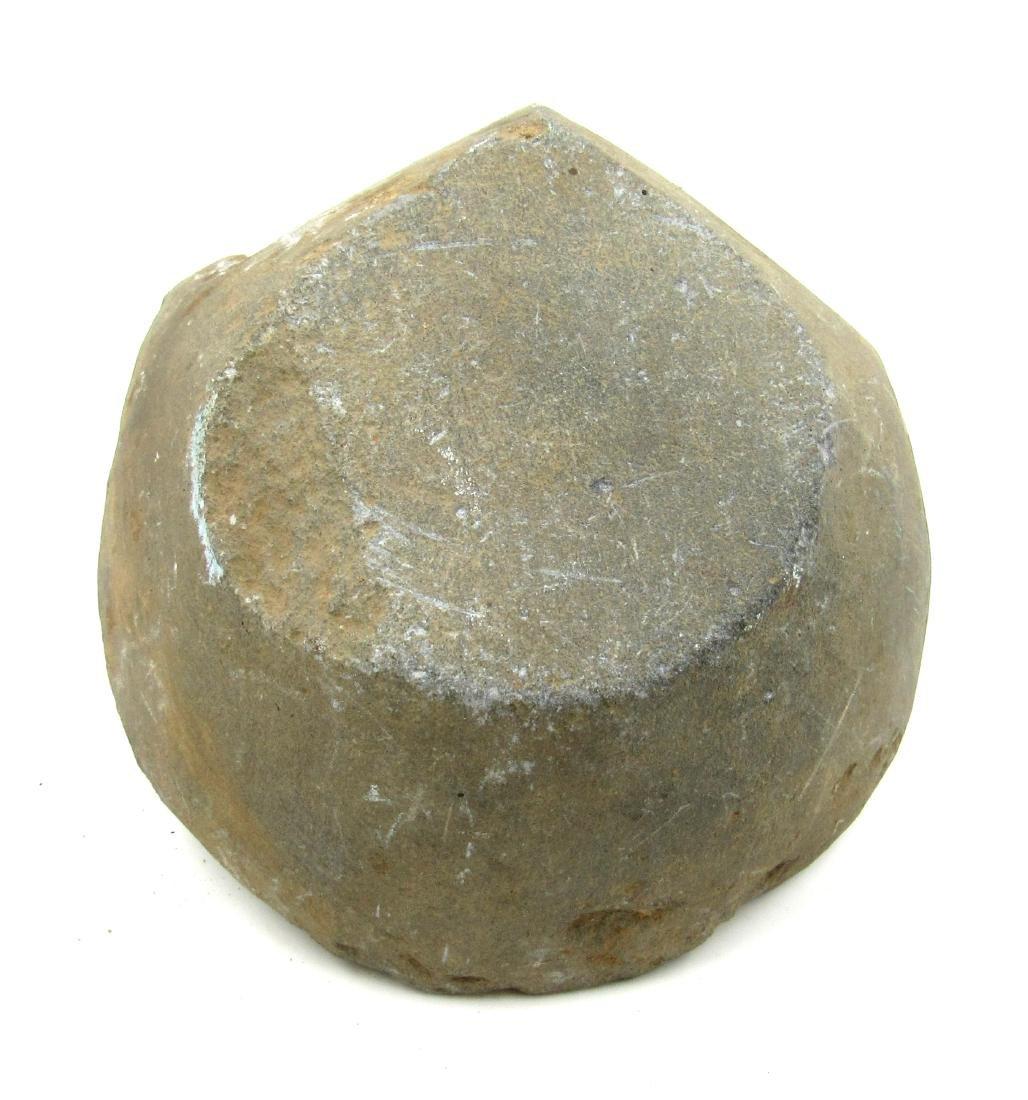 Ancient Gandhara Schist Oil Lamp - 2