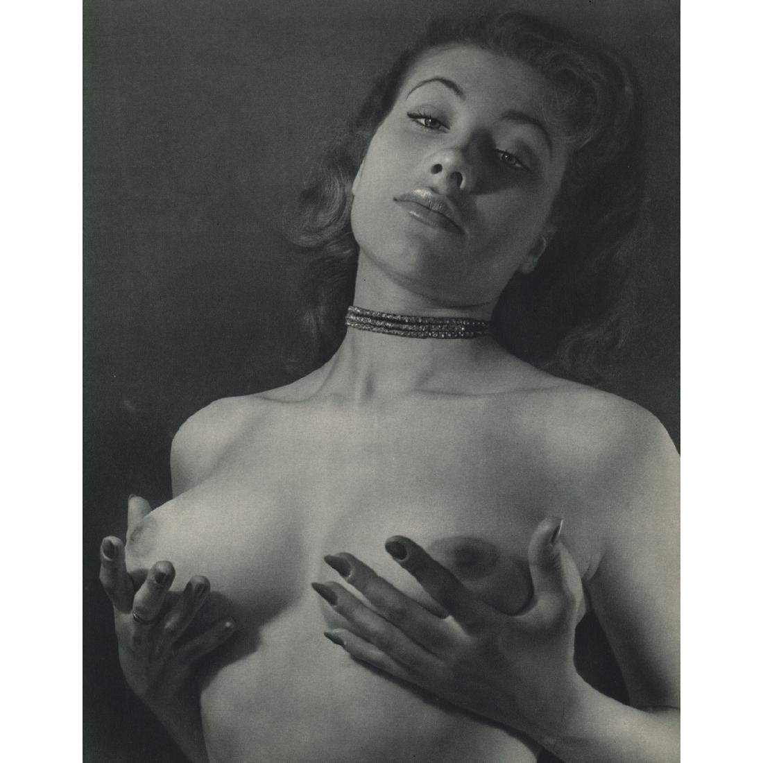 DEL SOLAR - Nude
