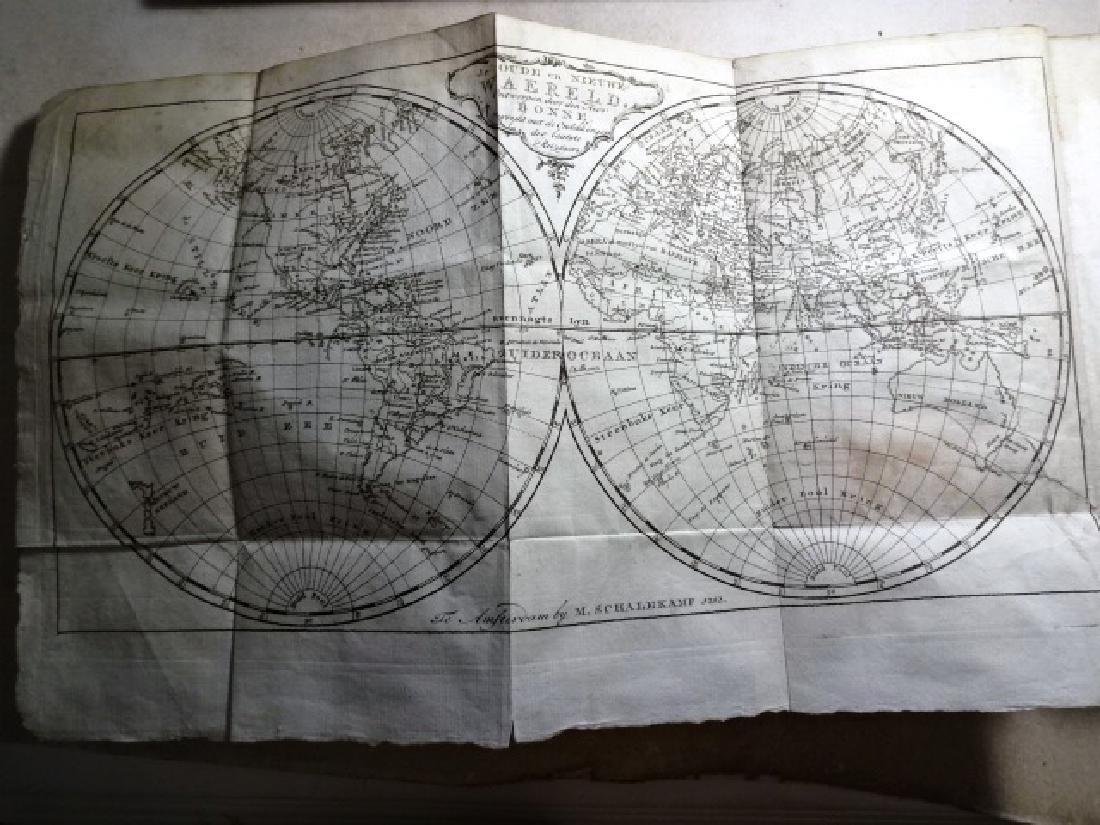 1774 Hawkesworth Voyages w/ 1795 America Northwest - 2
