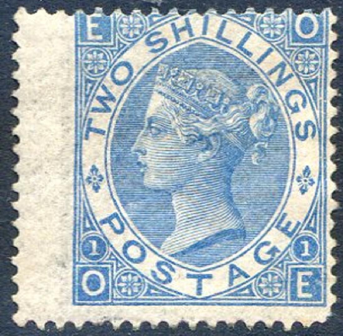 Stamp 2/- Pale Blue SG120