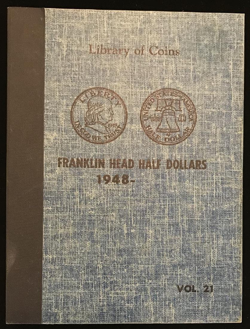 Benjamin Franklin Half Dollar Complete Collection