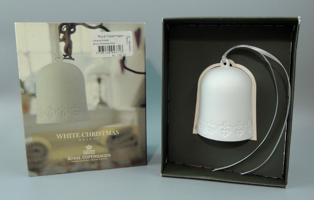 Royal Copenhagen Ornament Bell
