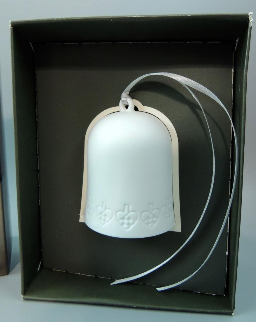 Royal Copenhagen Ornament Bell - 4