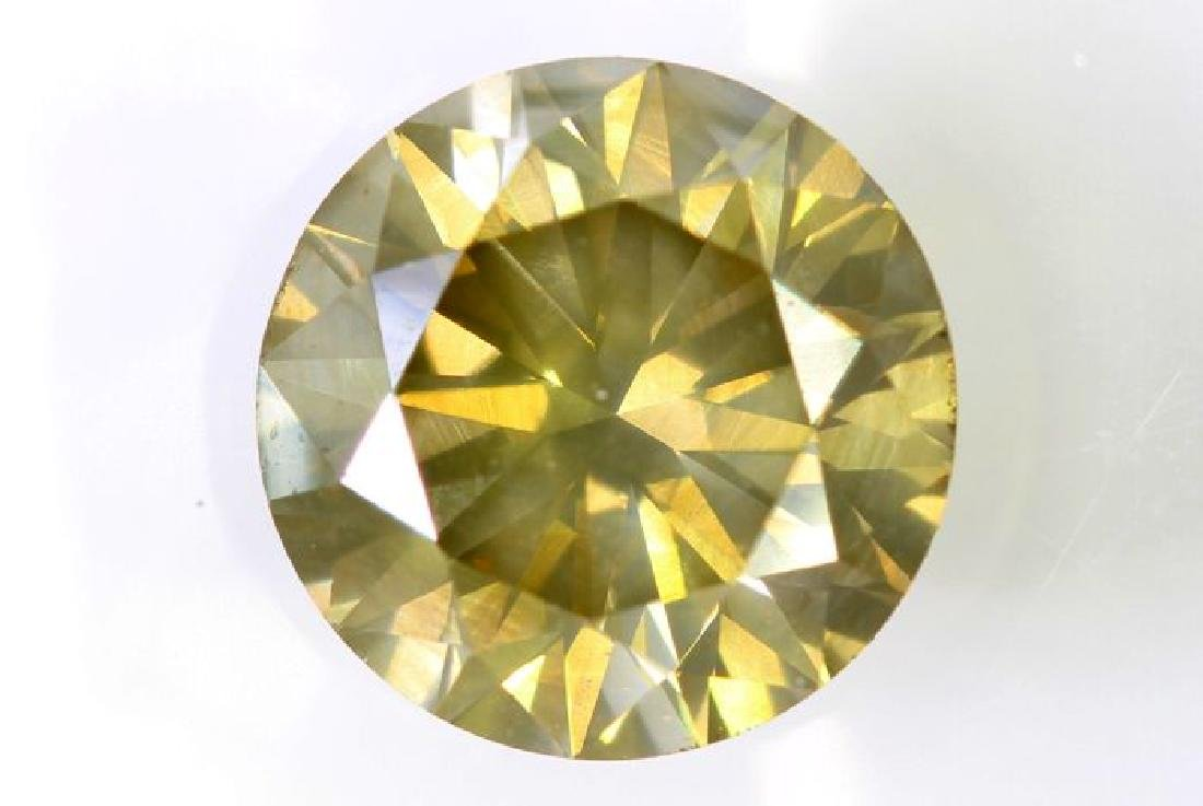 AIG Antwerp Sealed Diamant - 2.15 ct - Fancy Light