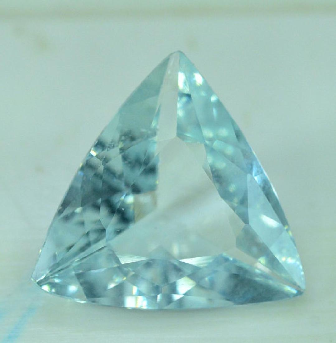 4.65 cts Untreated Aquamarine Gemstone from Pakistan - - 2
