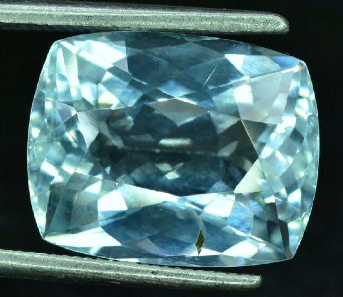 6.05 cts Untreated Aquamarine Gemstone from Pakistan - - 2
