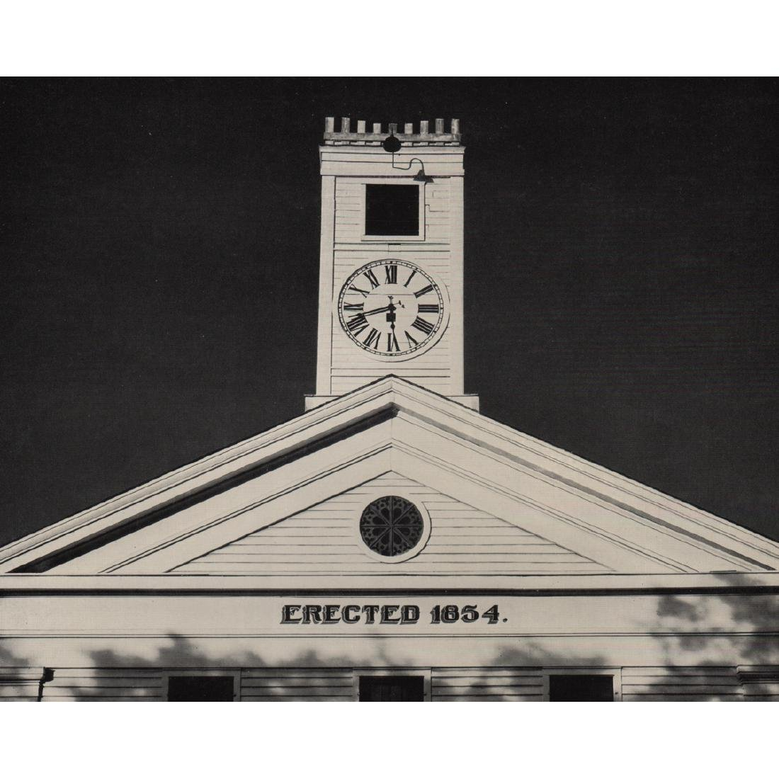 ANSEL ADAMS - Mariposa Courthouse