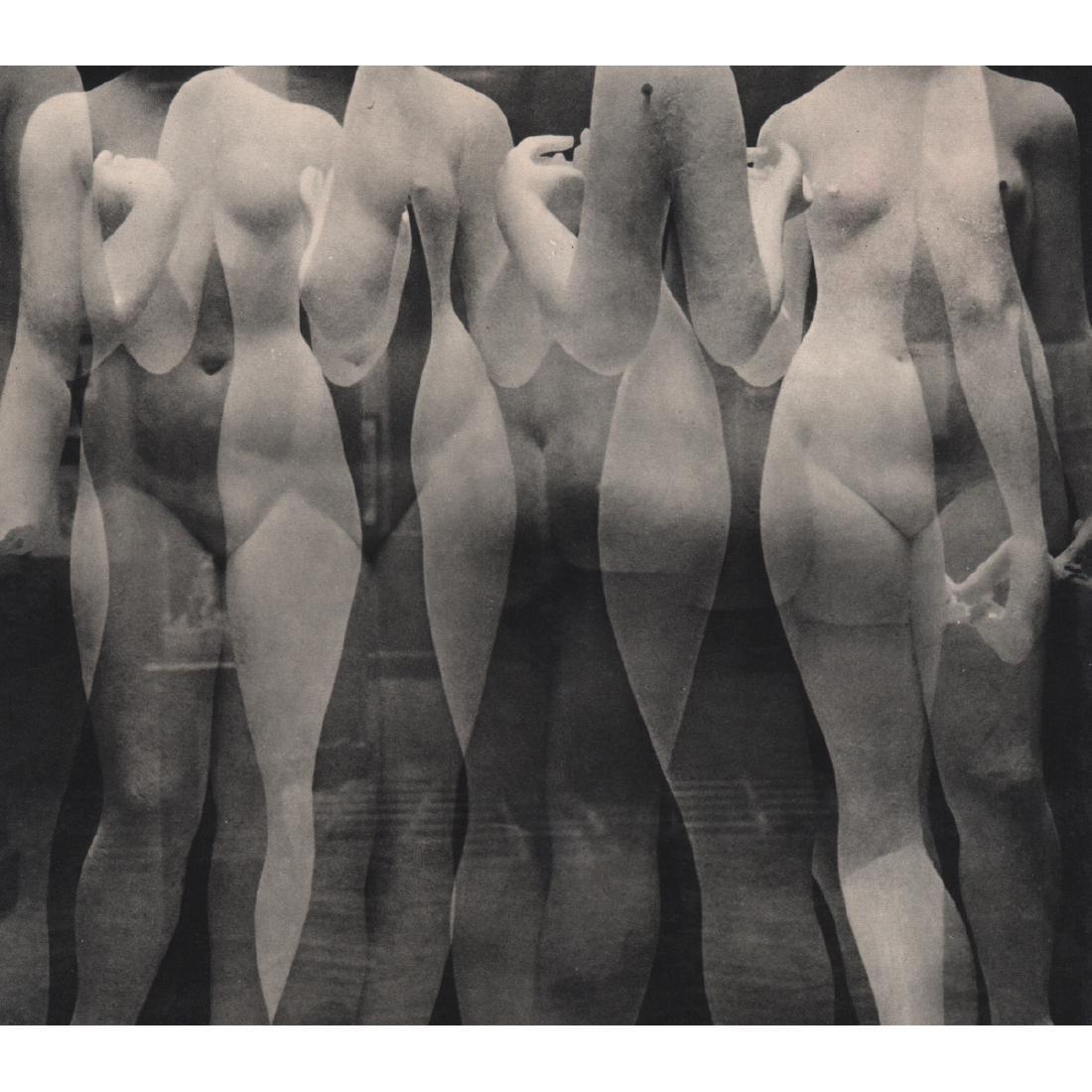 ERWIN BLUMENFELD - Maillol Sculptures