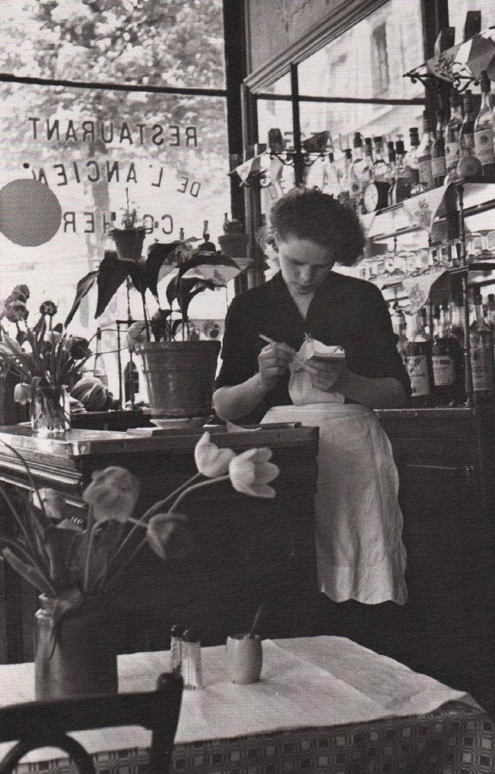 EDOUARD BOUBAT - Paris, 1951