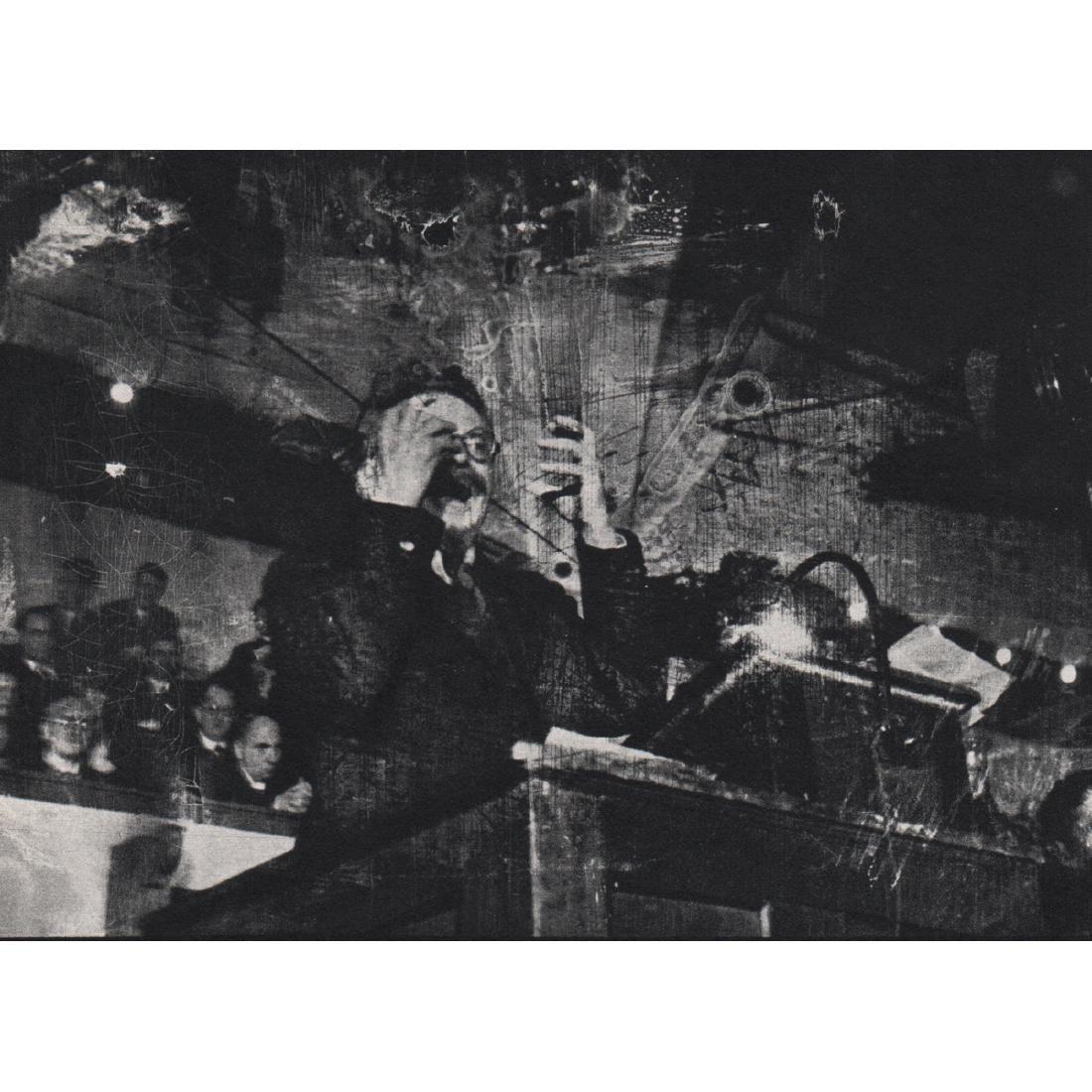 ROBERT CAPA - Leon Trotsky, Copenhagen 1931