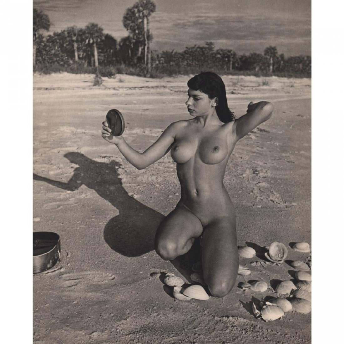 ANDRE DE DIENES -  Nude - 2
