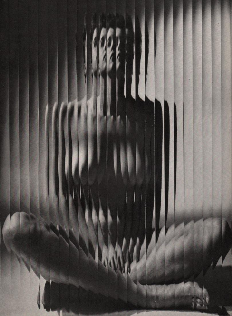 ZOLTAN GLASS - Nude thru glass