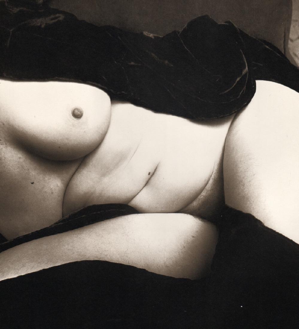 IRVING PENN - Nude No. 139,NY, 1949-50