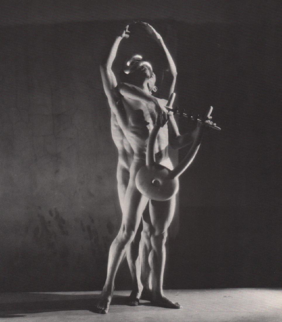 GEORGE PLATT LYNES - NYC Ballet, Orpheus,1948