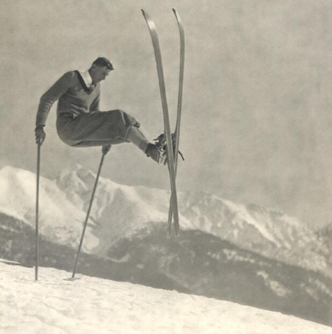 GERHARD RIEBICKE- Skier