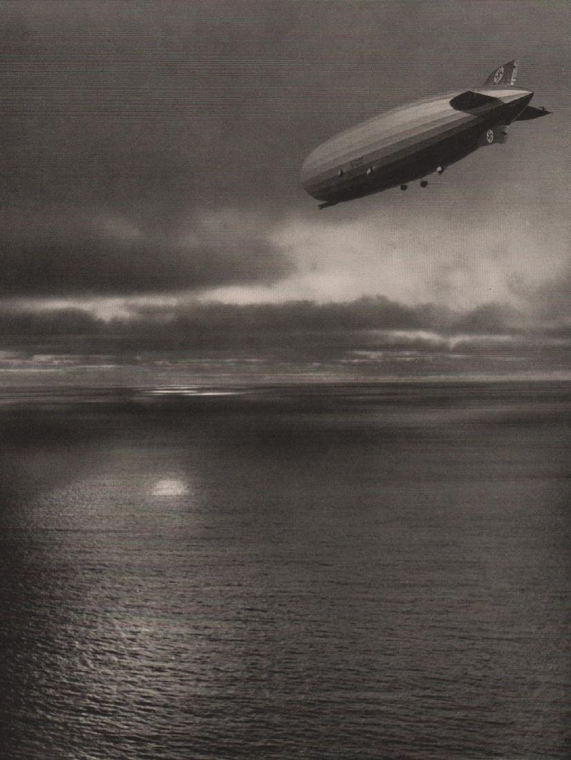 WILLI RUGE - Graf Zeppelin