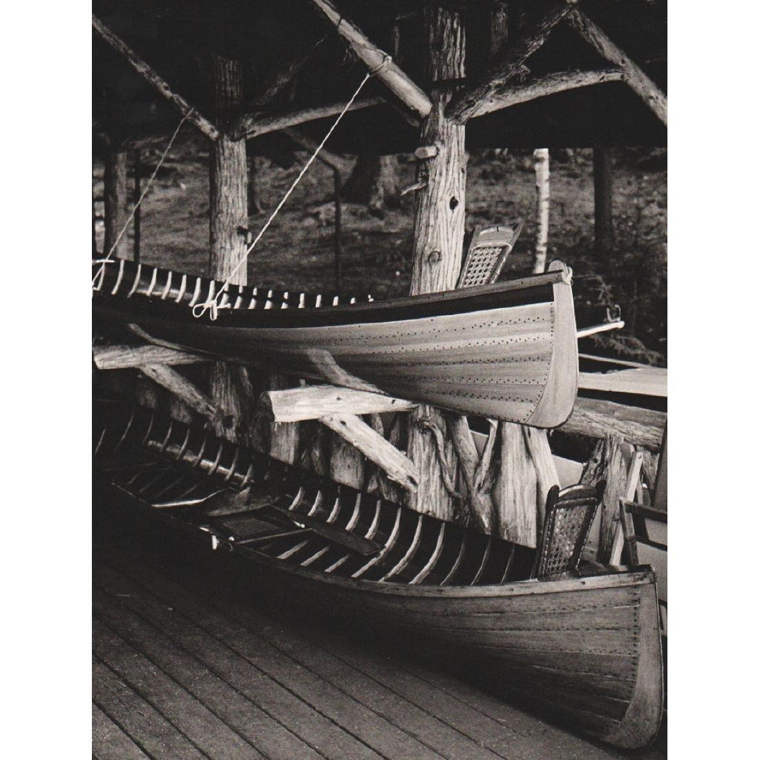 BRUCE WEBER - Guide Boats, Camp Longwood