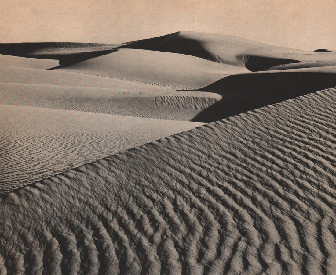 BRETT WESTON -  Dunes