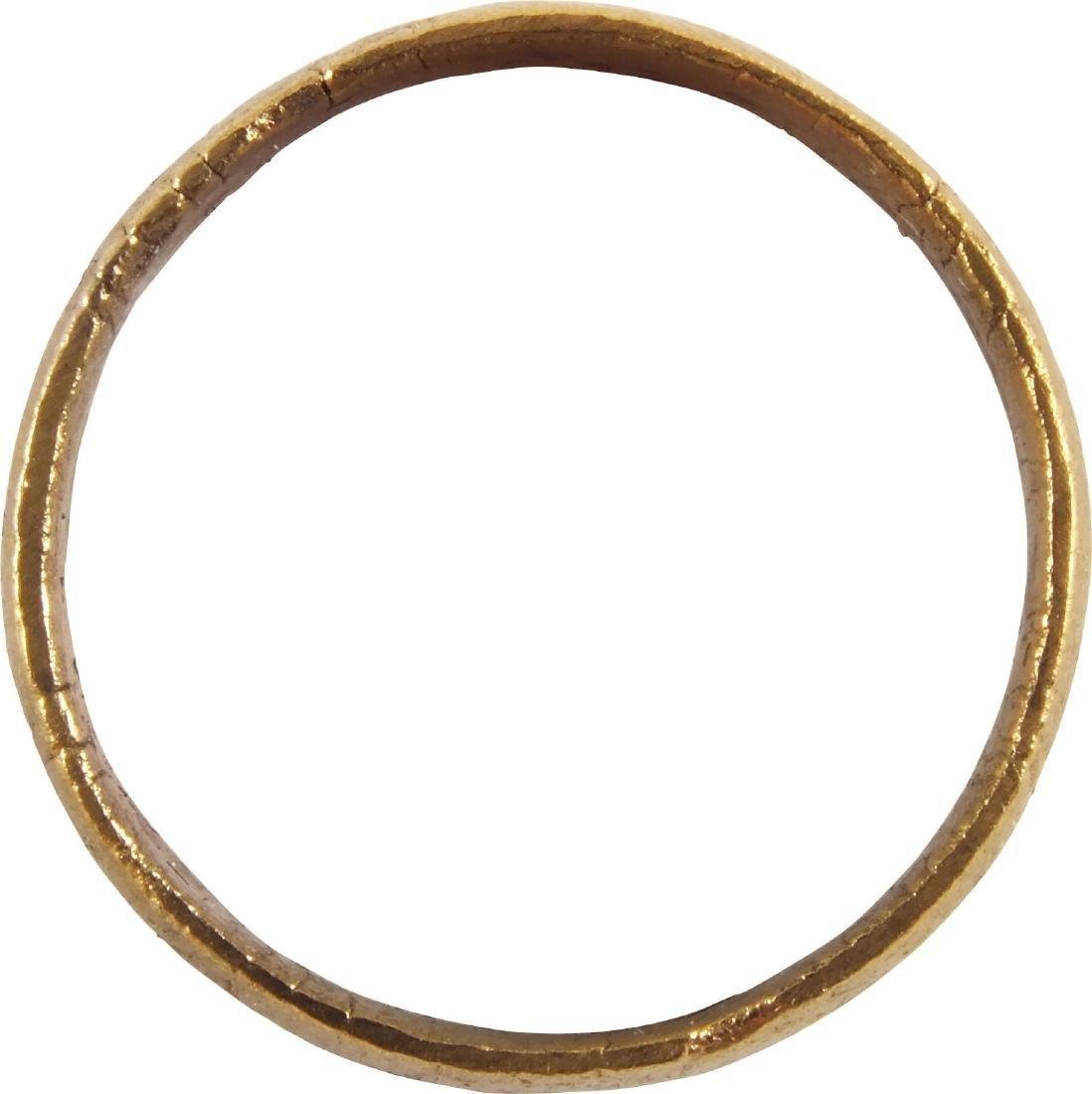 ANCIENT VIKING PINKY RING C.900 AD - 2