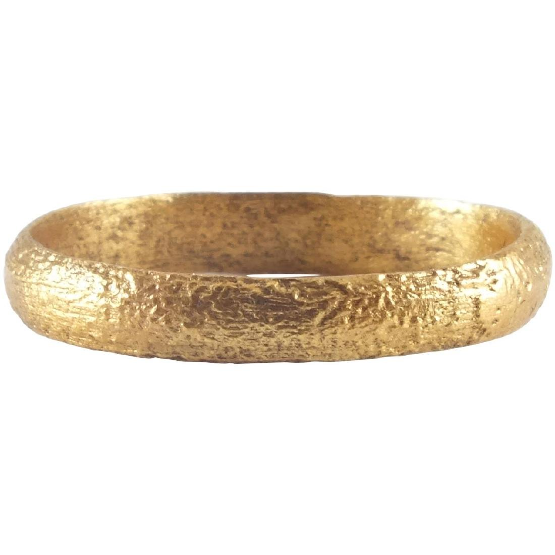 ANCIENT VIKING WEDDING RING C.850-1050 AD