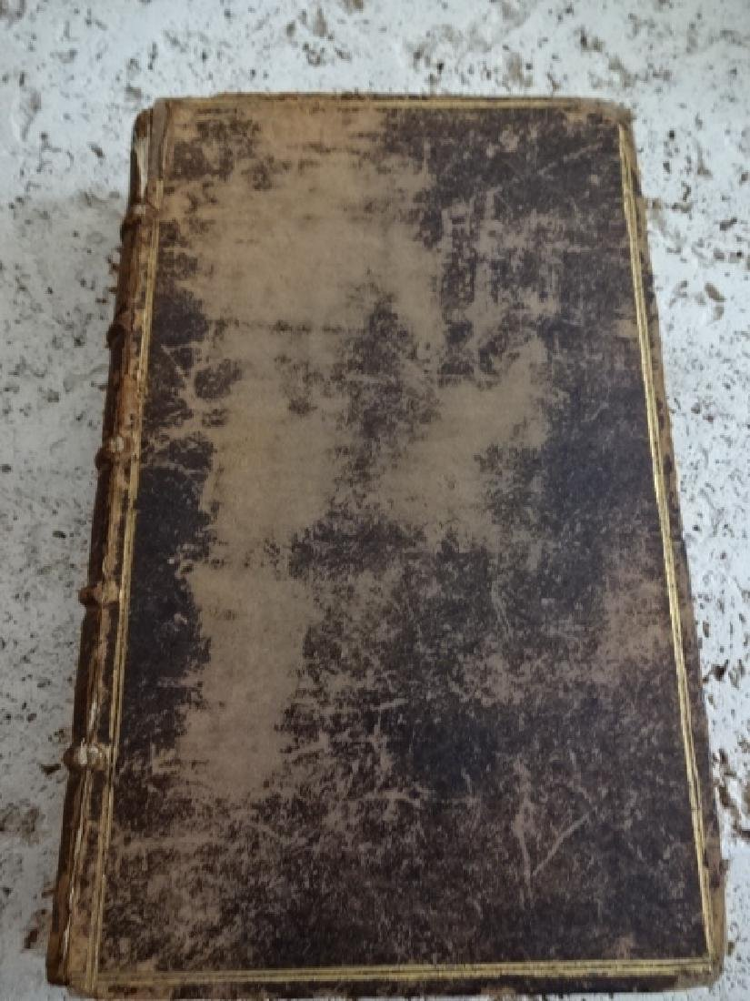 1724 Historical Register Colonial New Lord Baltimore - 5