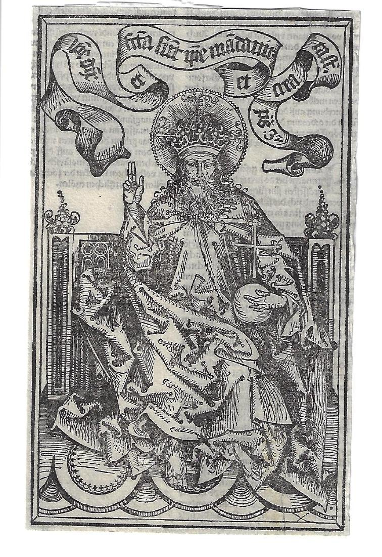 1496 Engraving Schedel Wohlgemuth