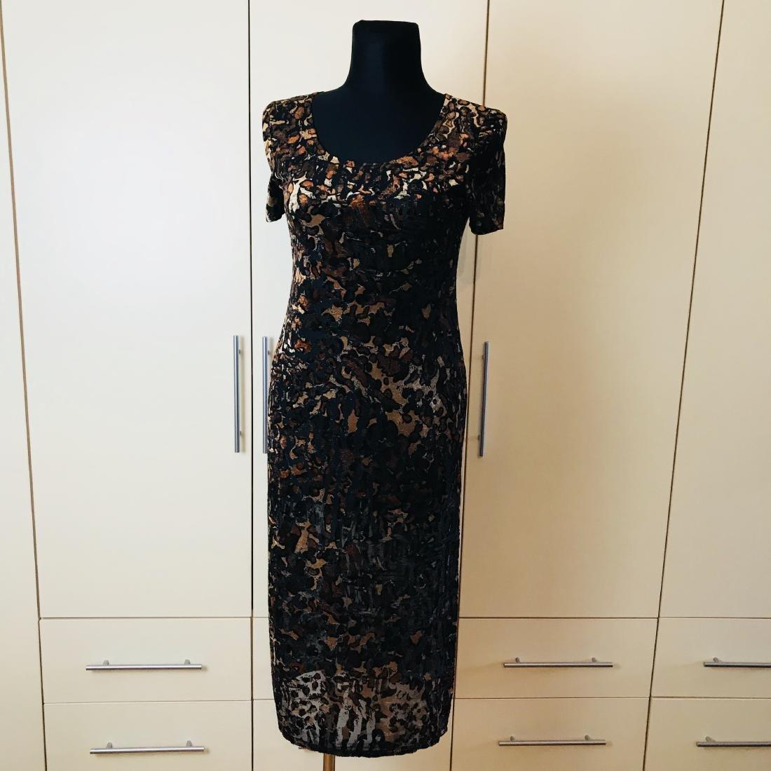 Vintage Women's Althea Designer Dress Size EUR 40 US 10