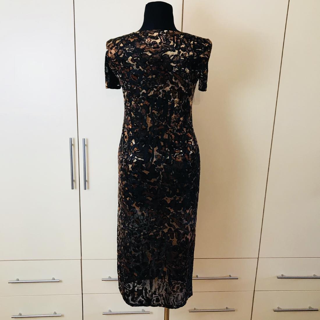Vintage Women's Althea Designer Dress Size EUR 40 US 10 - 4