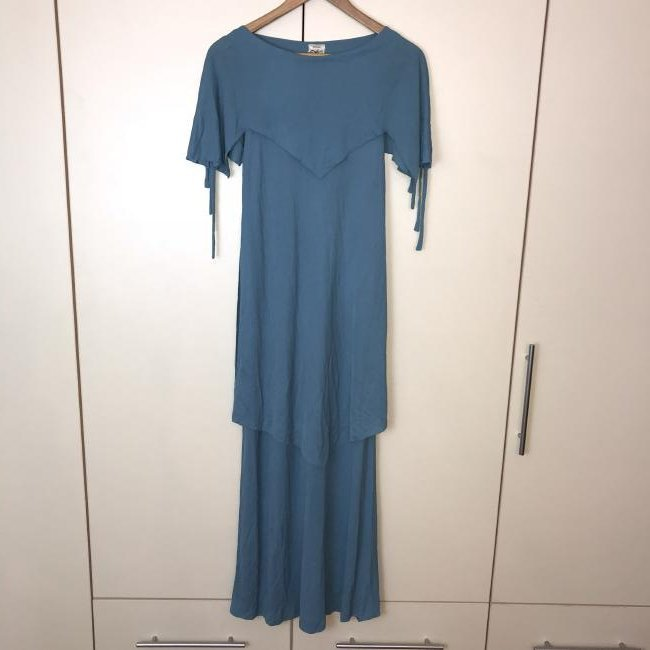 Sirelys PARIS Vintage Designer Dress Size EUR 36 US 6