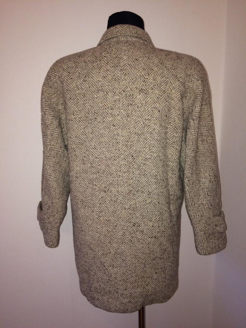 Women's Salco Pure New Wool Jacket Coat Size XL - 3
