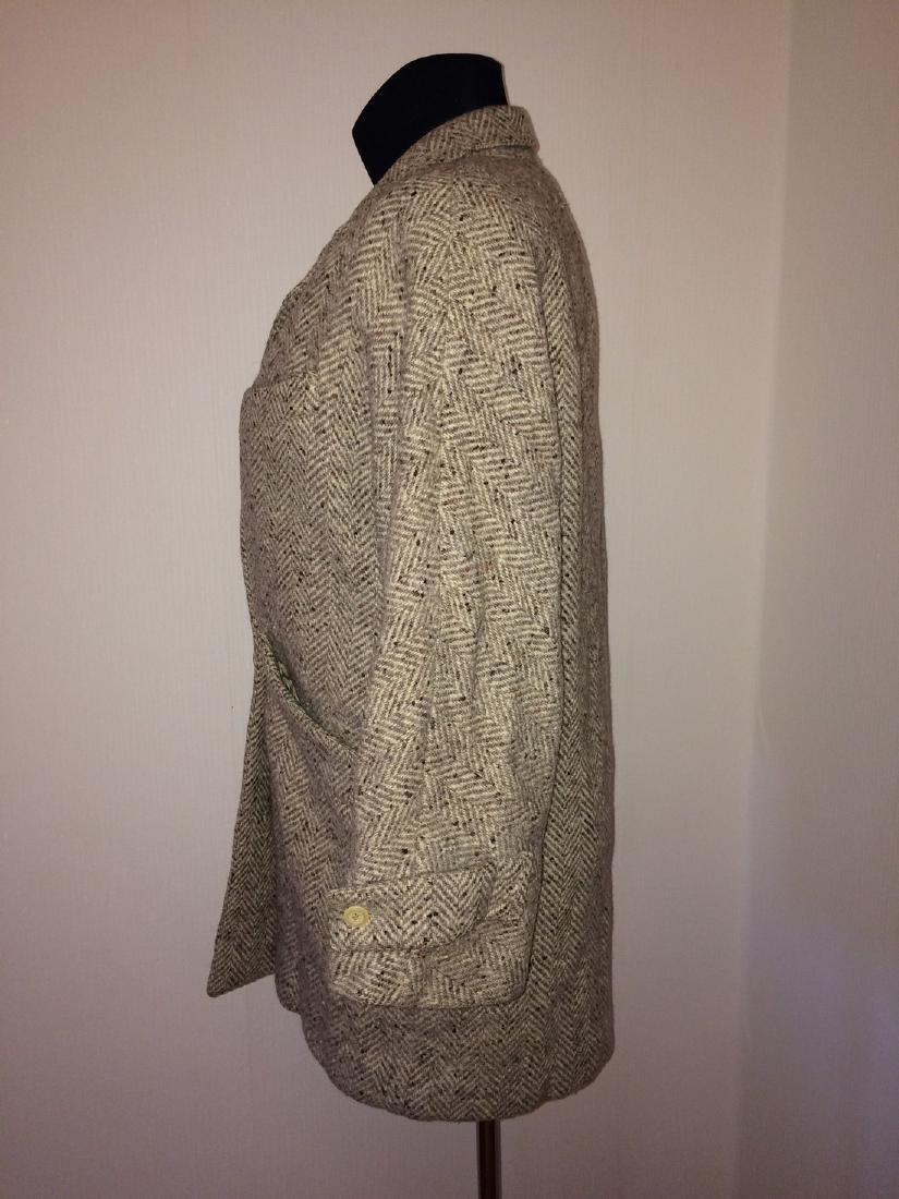 Women's Salco Pure New Wool Jacket Coat Size XL - 4
