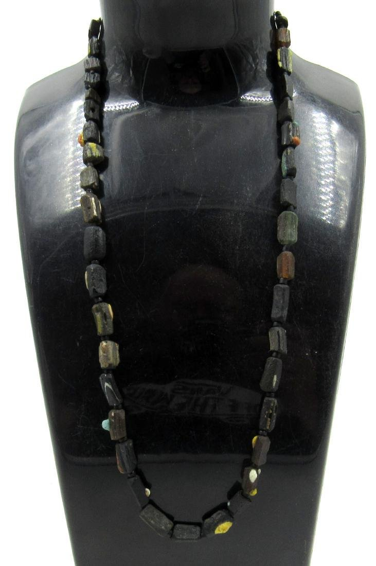 Medieval Viking Era Glass Beaded Necklace