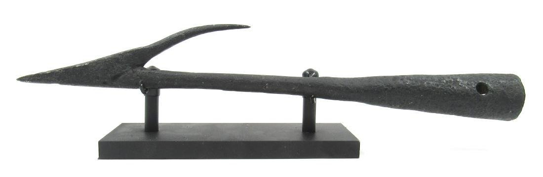 Viking Iron Harpoon Spear with Stand