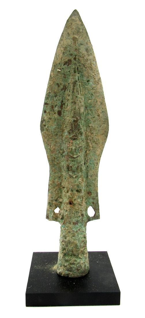 Ancient Chinese Warring States Era Decorated Bronze - 2