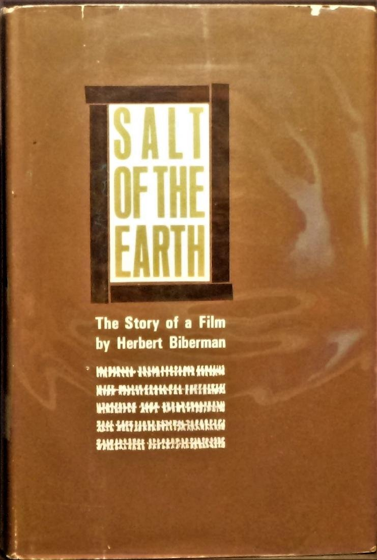 Salt of the Earth - the Making of a Film Signed