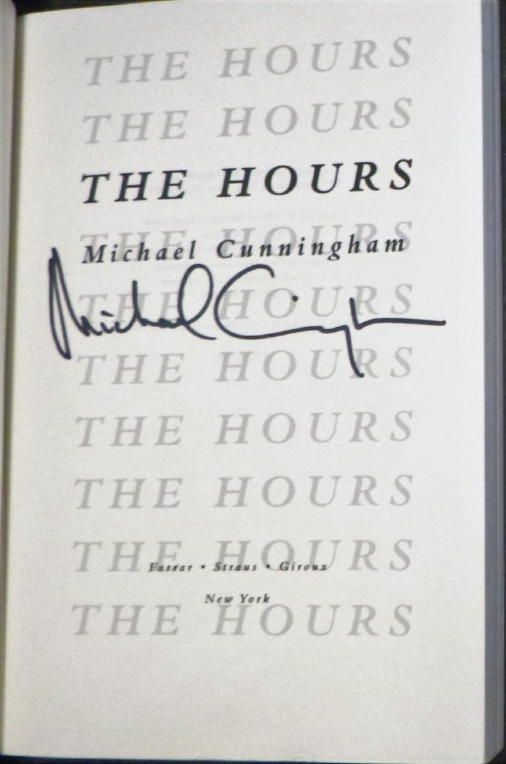 The Hours Signed - 2