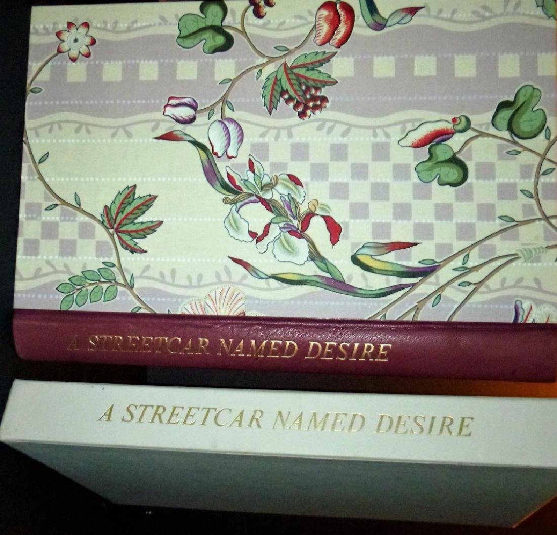 A Streetcar Named Desire signed - 2
