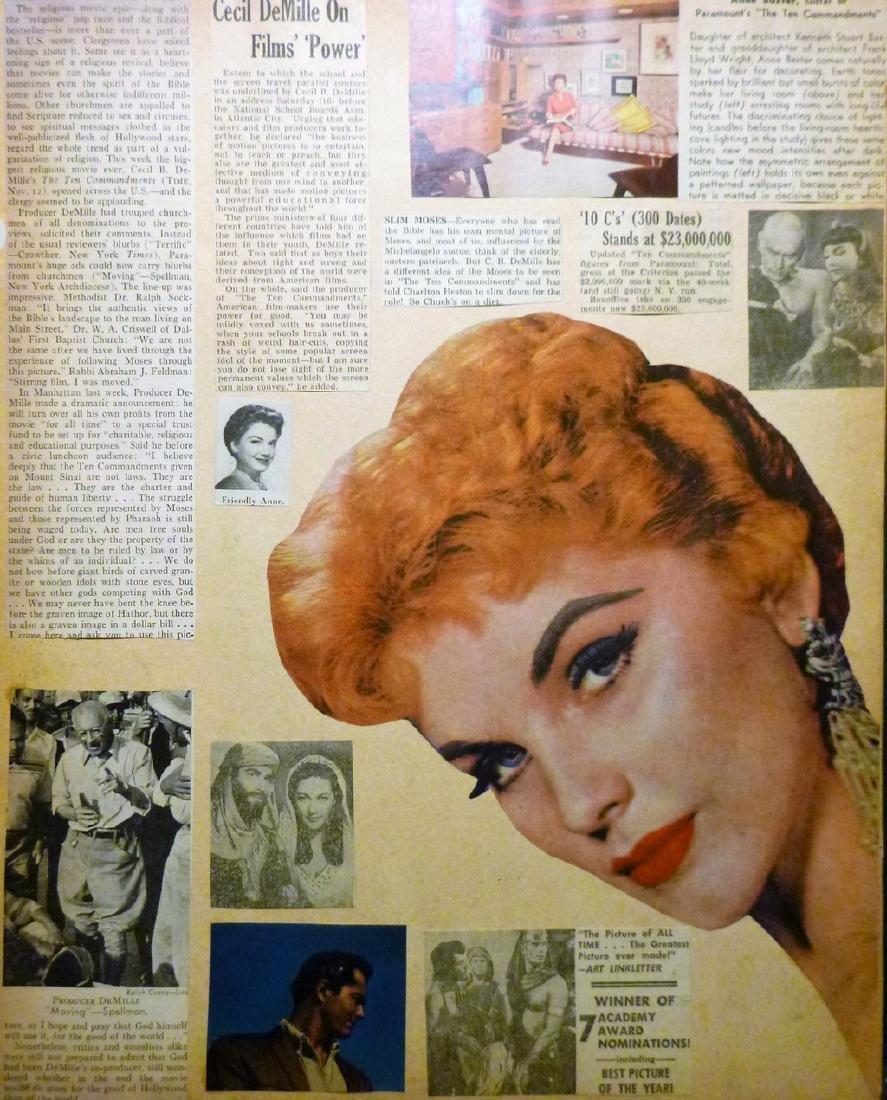 Cecil B. DeMille's The Ten Commandments 1957 - 2