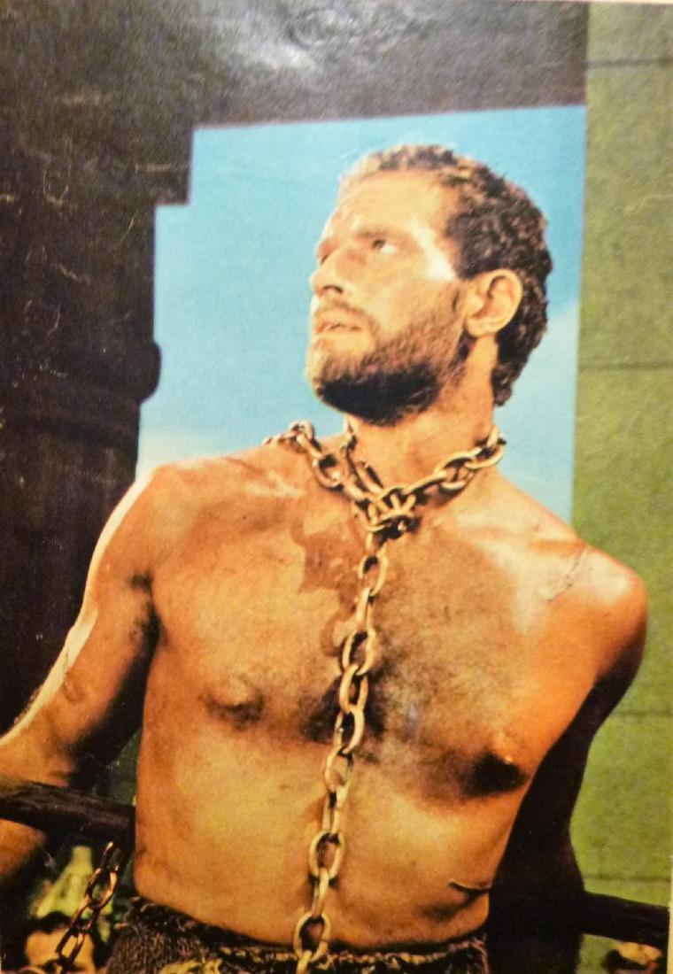 Cecil B. DeMille's The Ten Commandments 1957 - 3