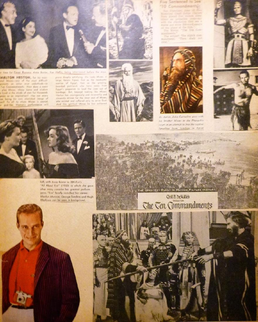 Cecil B. DeMille's The Ten Commandments 1957 - 9